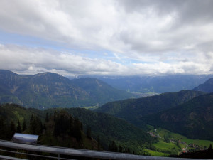The view was worth every ounce of fear. Oberammergau, Germany