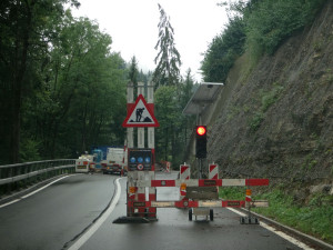 Swiss road construction