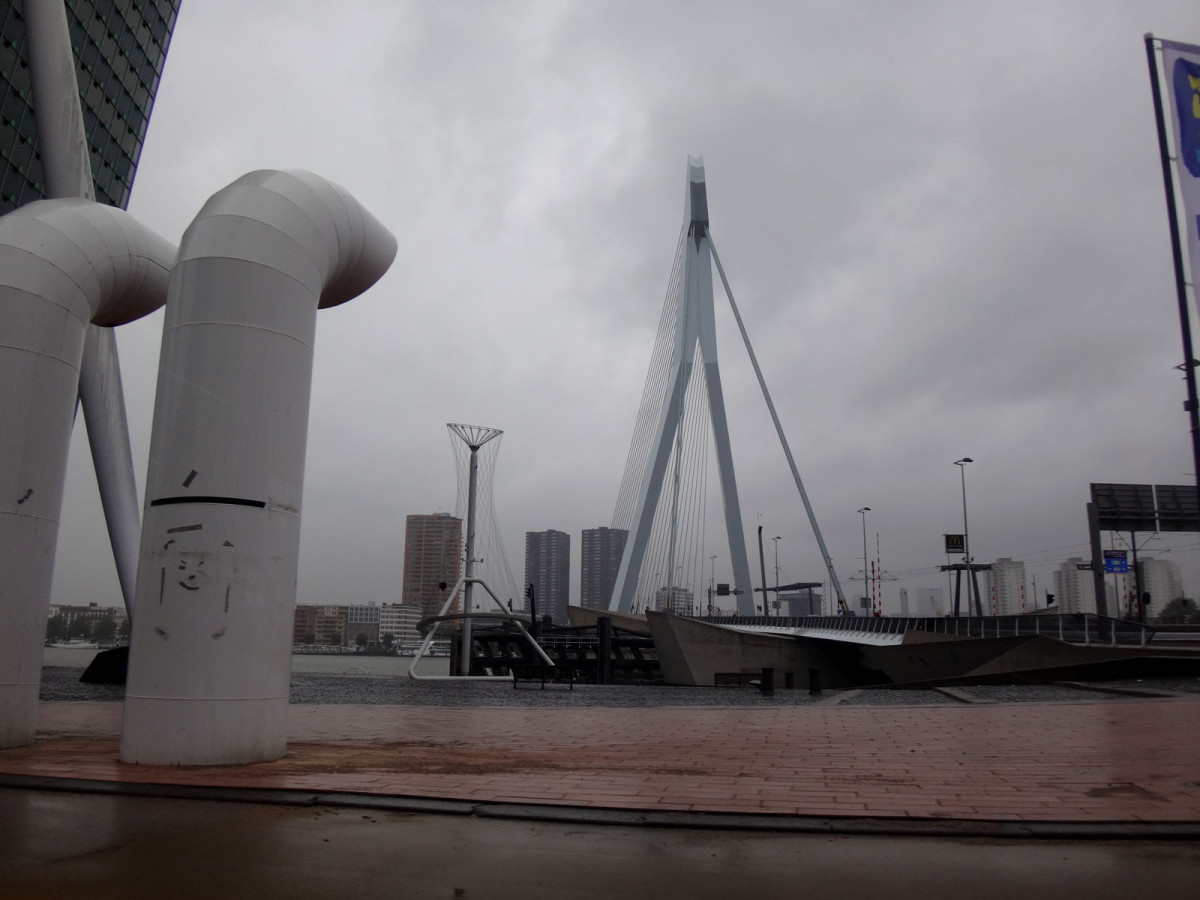 Rotterdam – Whimsy and wonder in the rain (go ahead, and say it out loud)