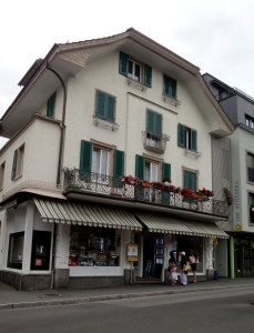 Shop, Interlaken, Switzerland