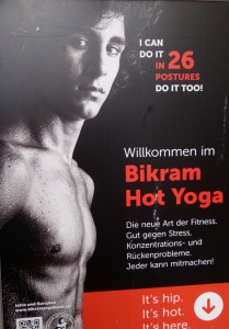 DSC03421 Basel ad for hot yoga x