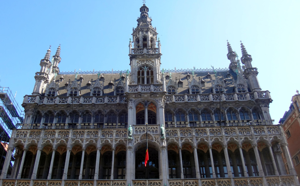 DSC03576 Brussels Grand Place