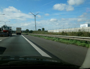 Netherlands freeway 05167x