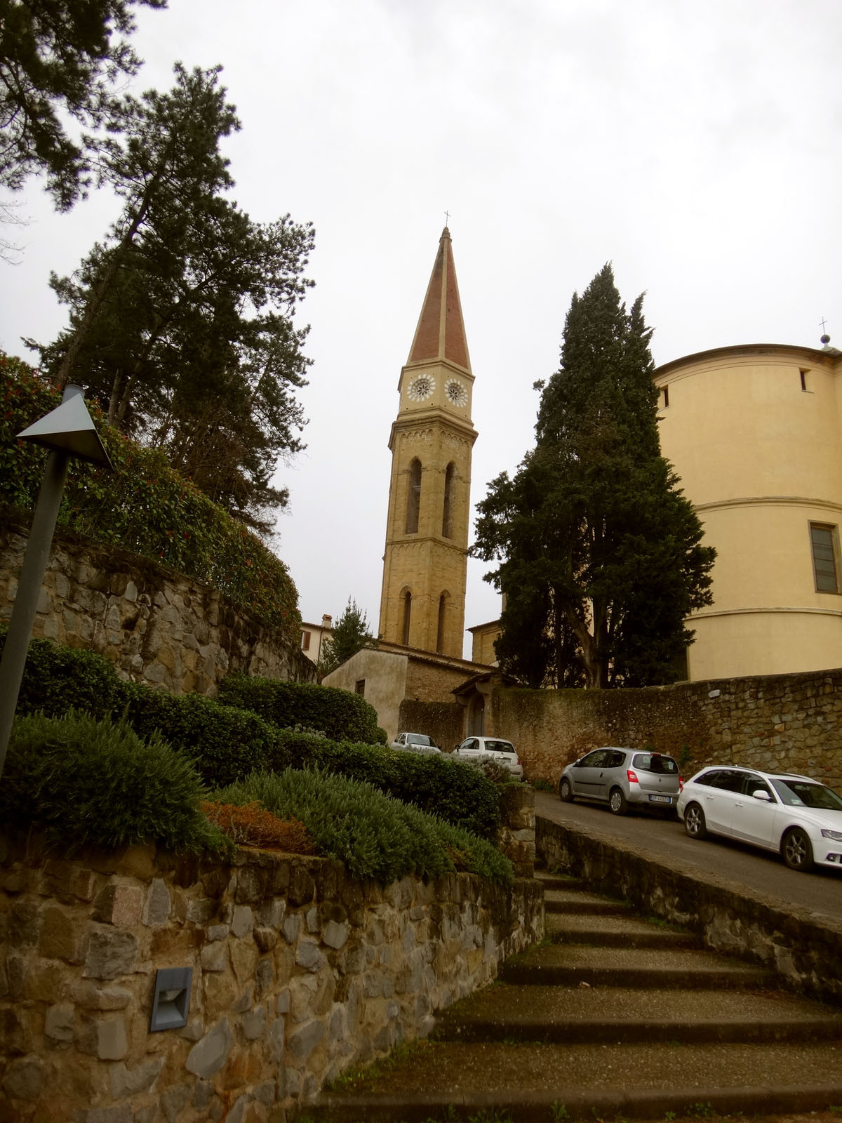 Arezzo – Closed for Rain