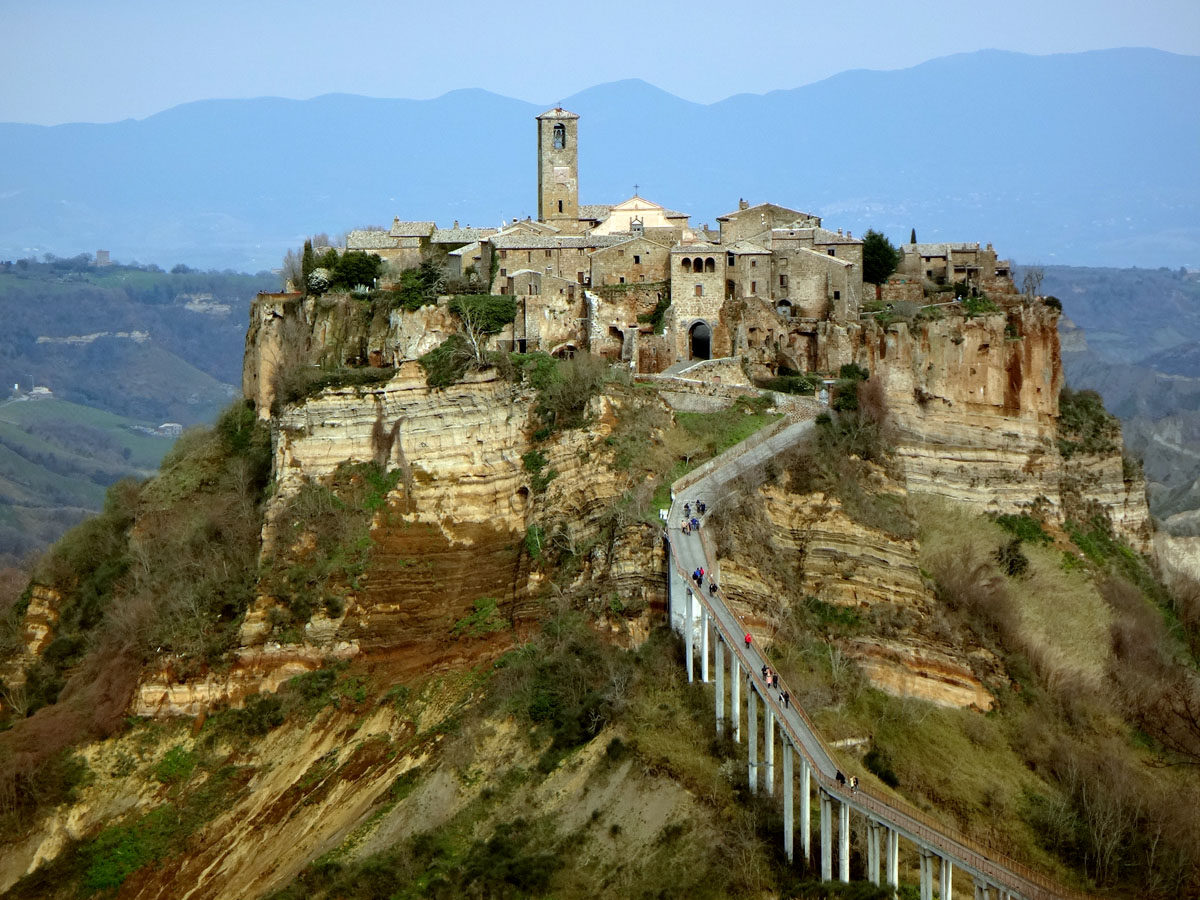 Civita – The town that is dying