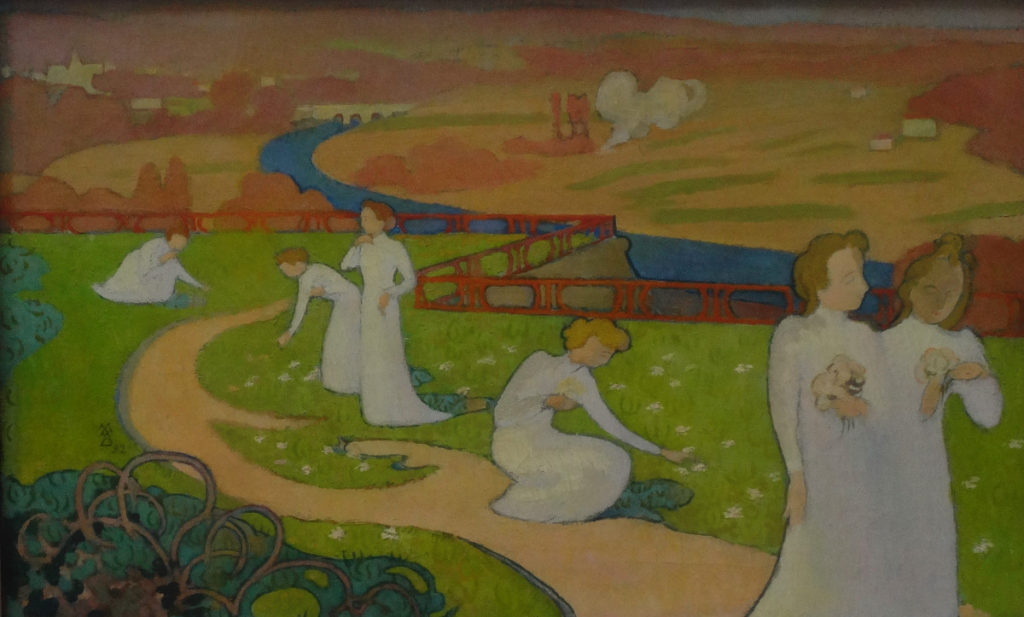 Kroller-Muller Maurice Denis April 1892 DSC00851