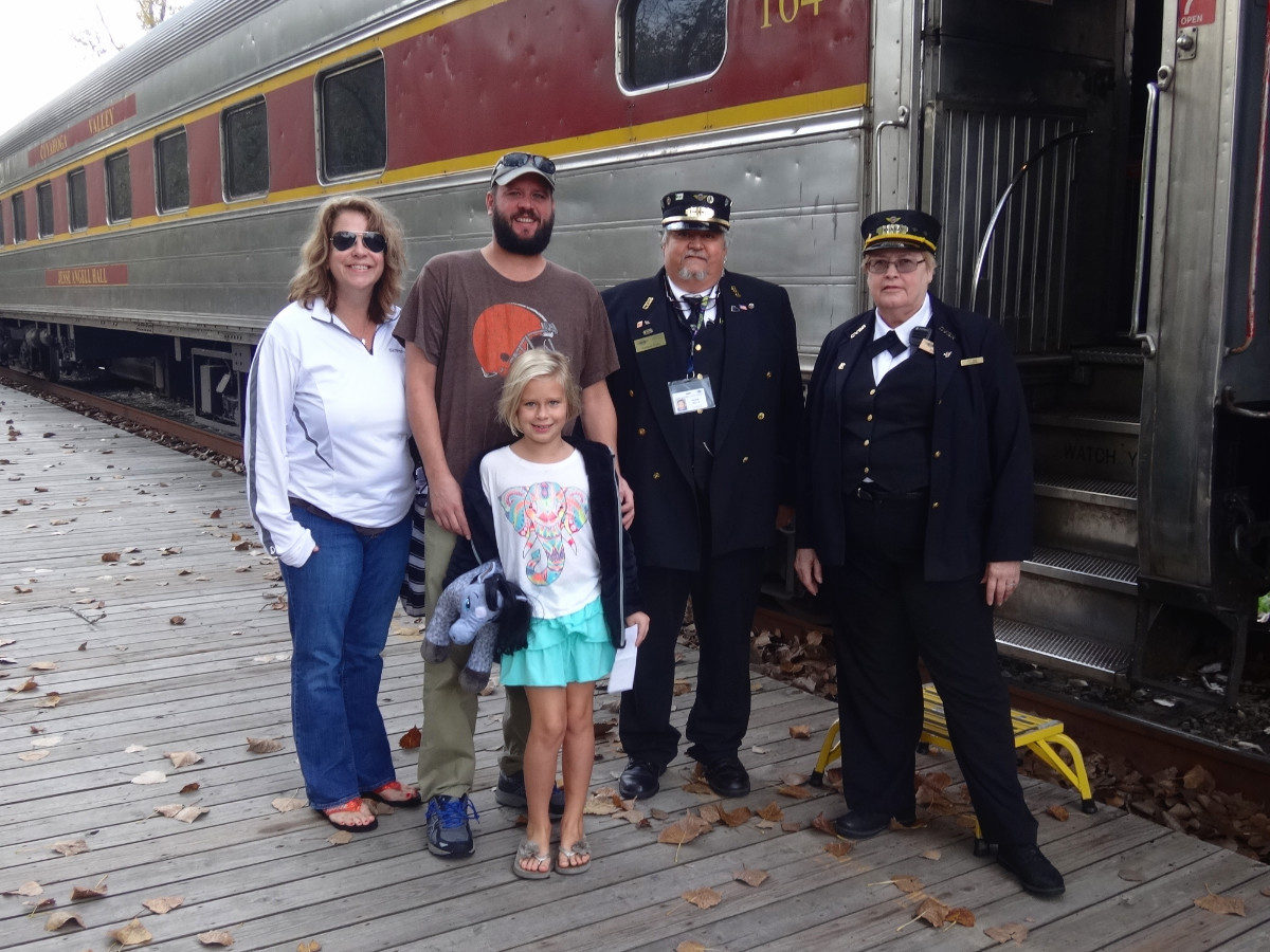 Cuyahoga Valley National Park & Scenic Railroad