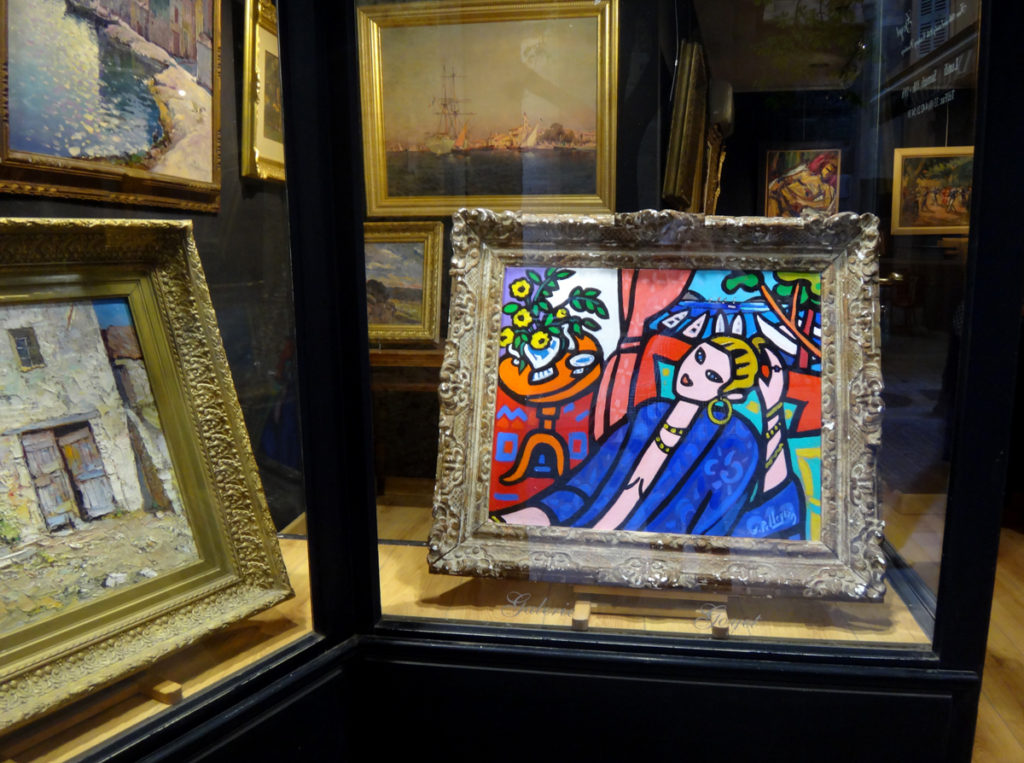 Aix-en-Provence Gallery window 2016 DSC02678