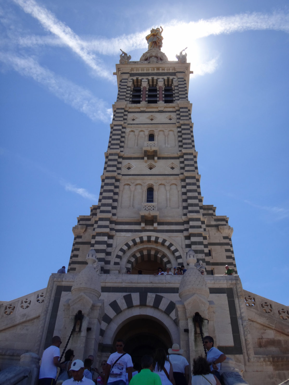Marseilles: Through the eyes of a native – 2.  Notre Dame